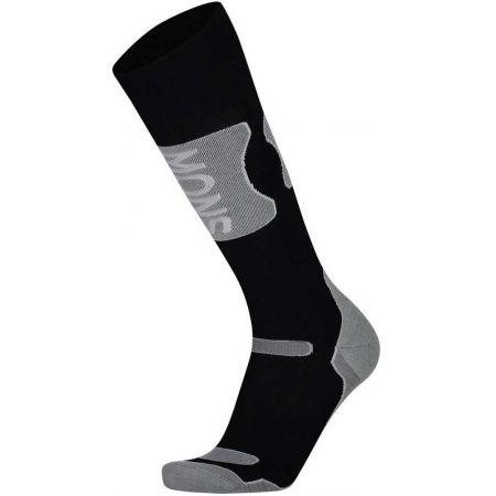 Pánské lyžařské ponožky z merino vlny - MONS ROYALE PRO LITE TECH - 1