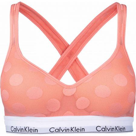 Calvin Klein LGHT LINED BRALETTE - Dámská podprsenka