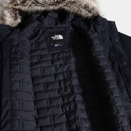 Pánská recyklovaná bunda - The North Face M RECYCLED ZANECK JACKET - 5