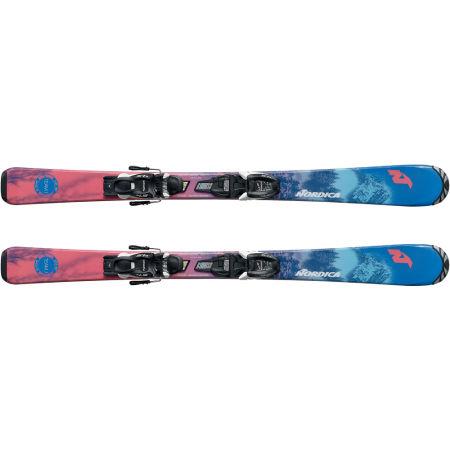 Dívčí sjezdové lyže - Nordica TEAM J FDT+JR 7.0FDT - 2