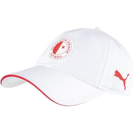 Kšiltovka - Puma TEM CAP BLK SLAVIA PRAGUE - 1