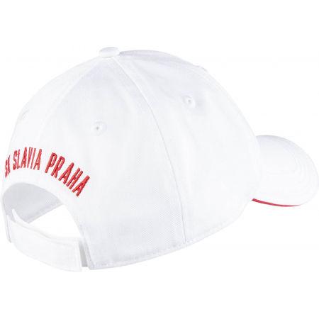 Kšiltovka - Puma TEM CAP BLK SLAVIA PRAGUE - 2