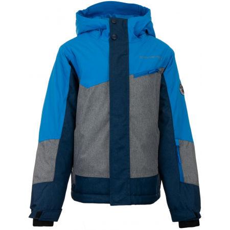 ALPINE PRO LIJANO - Chlapecká zimní bunda