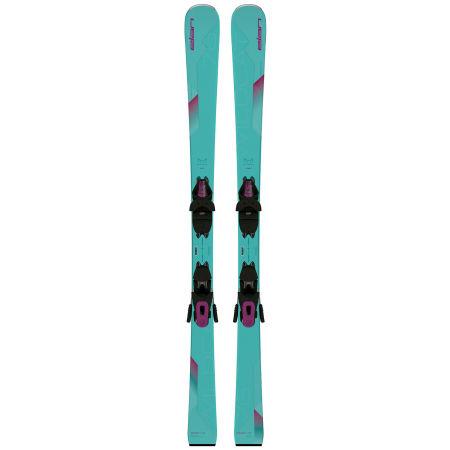 Dámské sjezdové lyže - Elan WILDCAT 76 LS+ELW 9 - 2