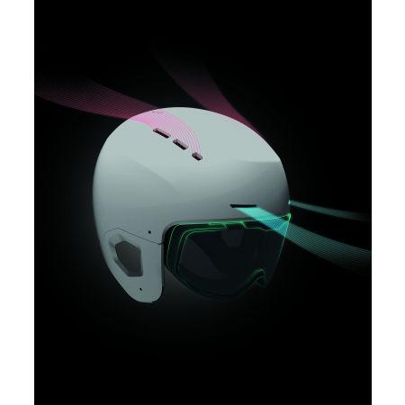 Lyžařská helma - Bolle QUIZ (49 - 52) CM - 5