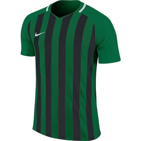 Nike STRIPED DIVISION III JSY SS - Pánský fotbalový dres