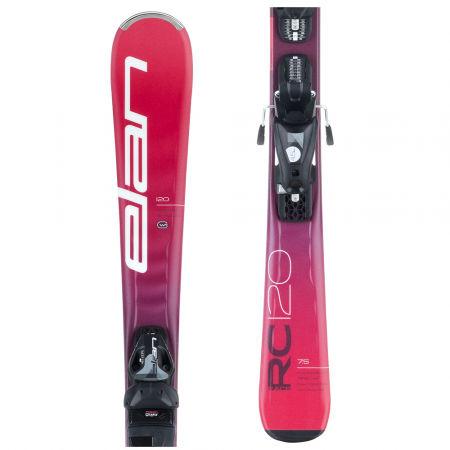 Elan RC RACE QS+EL 7.5 - Juniorské sjezdové lyže