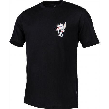 Pánské tričko - Converse BUGS BUNNY X CONVERSE FASHION S/S TEE - 2