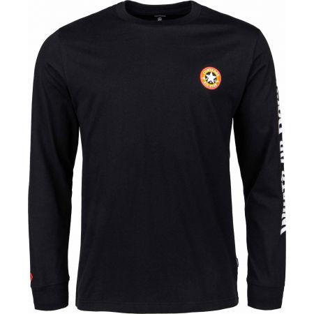 Pánské tričko - Converse BUGS BUNNY X CONVERSE FASHION L/S TEE - 1