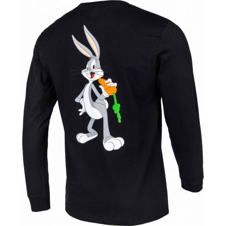 Pánské tričko - Converse BUGS BUNNY X CONVERSE FASHION L/S TEE - 3