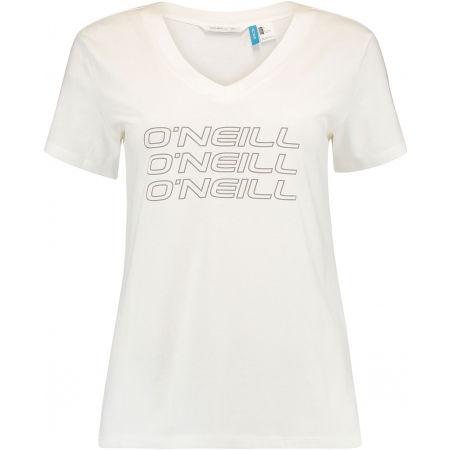 O'Neill LW TRIPLE STACK V-NECK T-SHIR - Dámské tričko