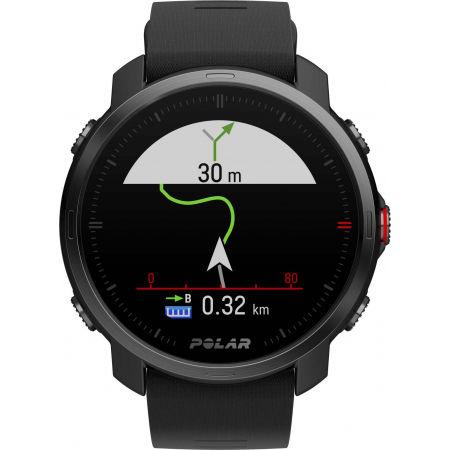 Multisportovní hodinky s GPS a záznamem tepové frekvence - POLAR GRIT X - 5