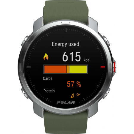 Multisportovní hodinky s GPS a záznamem tepové frekvence - POLAR GRIT X - 1