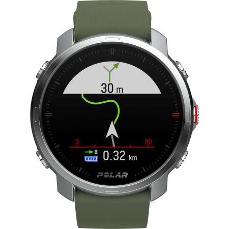 Multisportovní hodinky s GPS a záznamem tepové frekvence - POLAR GRIT X - 3