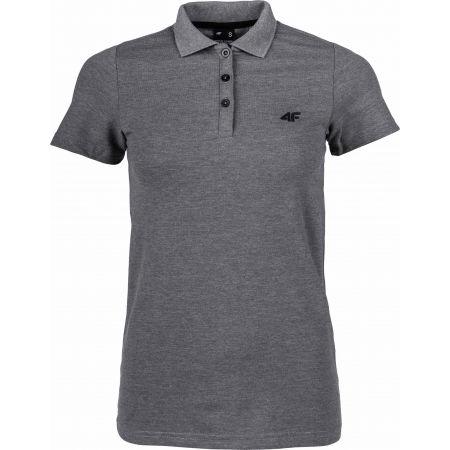 4F WOMEN´S T-SHIRT - Dámské polo tričko