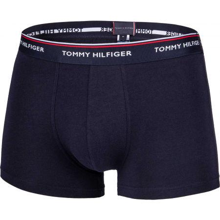 Pánské boxerky - Tommy Hilfiger 3P WB TRUNK - 2