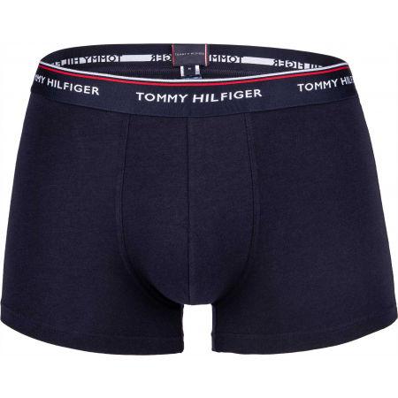 Pánské boxerky - Tommy Hilfiger 3P WB TRUNK - 3