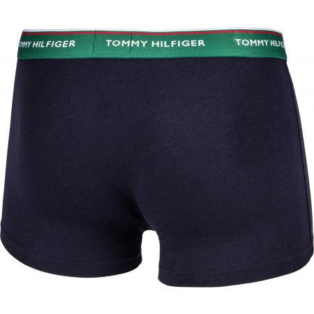 Pánské boxerky - Tommy Hilfiger 3P WB TRUNK - 7