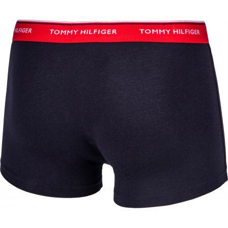 Pánské boxerky - Tommy Hilfiger 3P WB TRUNK - 10