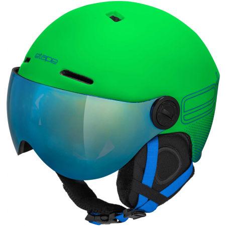 Etape SPEEDY PRO - Dětská lyžařská přilba s visorem