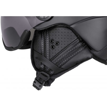 Lyžařská přilba s visorem - Etape COMP VIP - 3