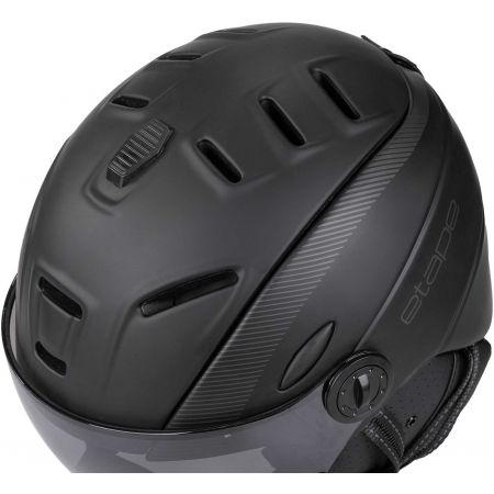 Lyžařská přilba s visorem - Etape COMP VIP - 5