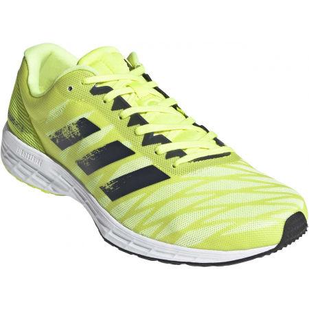 adidas ADIZERO RC 3 M - Pánská běžecká obuv