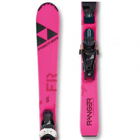 Fischer RANGER FR JR+FJ4 - Juniorské sjezdové lyže