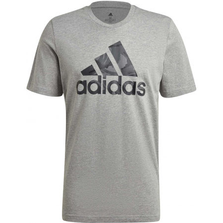 adidas CAMO TEE - Pánské tričko