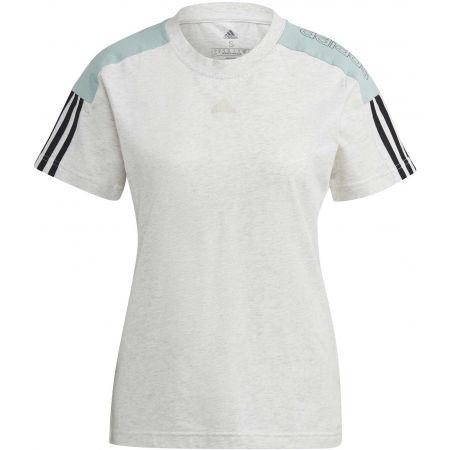 adidas CB LIN TEE - Dámské tričko