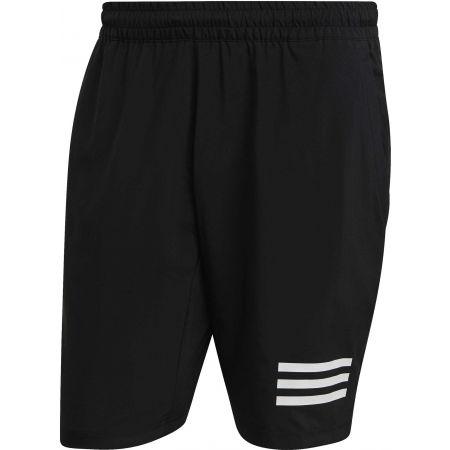 adidas CLUB 3-STRIPE TENNIS SHORTS - Pánské tenisové šortky