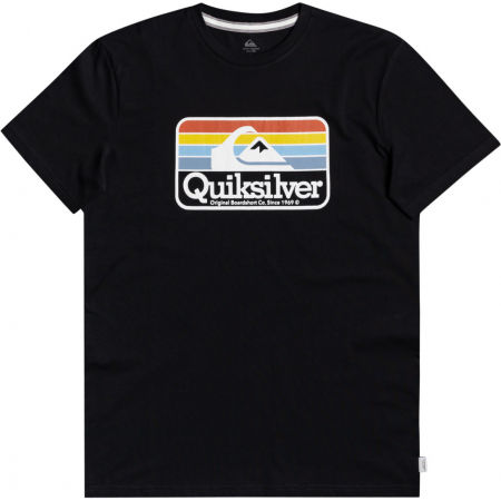 Quiksilver DREAMERS OF THE SHORE SS - Pánské triko