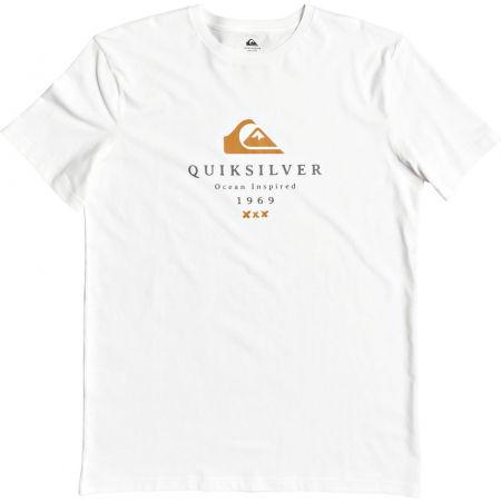 Quiksilver FIRST FIRE SS - Pánské triko
