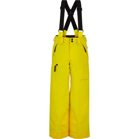 Spyder BOYS PROPULSION PANT - Chlapecké lyžařské kalhoty