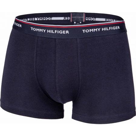 Pánské boxerky - Tommy Hilfiger TRUNK 3 PACK PREMIUM ESSENTIALS - 8