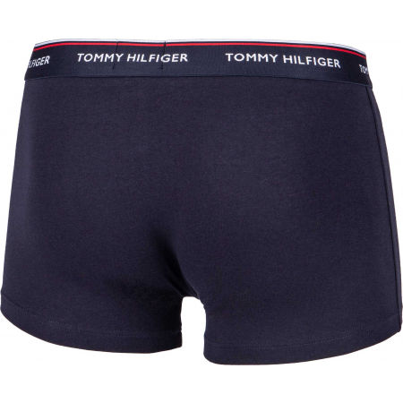Pánské boxerky - Tommy Hilfiger TRUNK 3 PACK PREMIUM ESSENTIALS - 10
