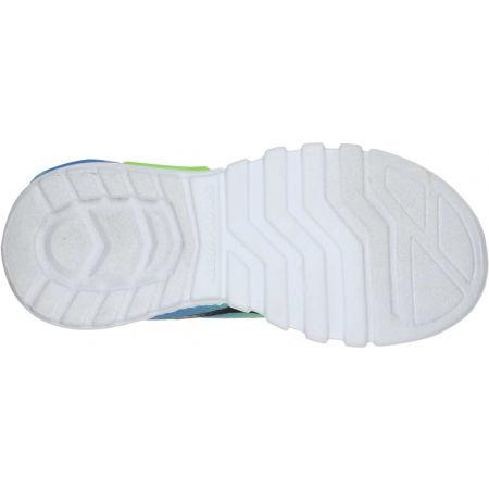 Dětská volnočasová obuv - Skechers FLEX-GLOW DEZLOM - 6
