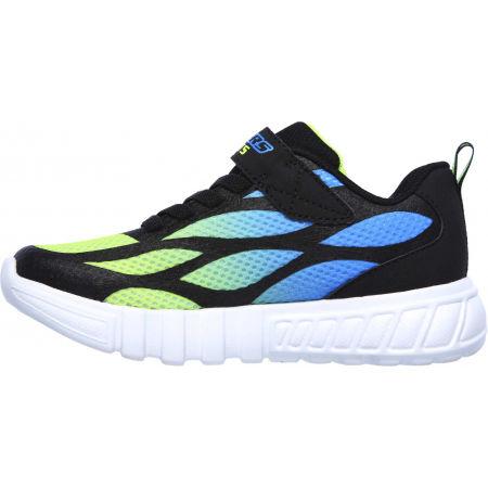 Dětská volnočasová obuv - Skechers FLEX-GLOW DEZLOM - 4