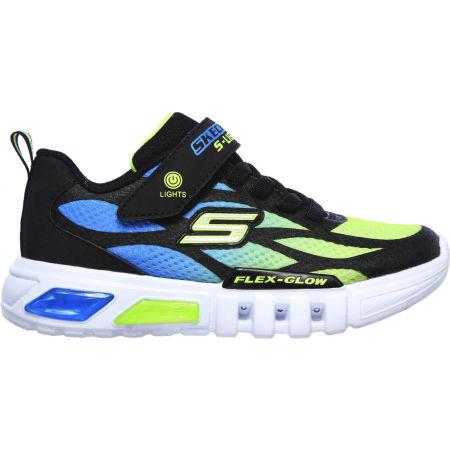 Dětská volnočasová obuv - Skechers FLEX-GLOW DEZLOM - 3