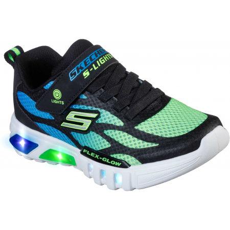 Dětská volnočasová obuv - Skechers FLEX-GLOW DEZLOM - 2