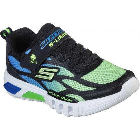 Dětská volnočasová obuv - Skechers FLEX-GLOW DEZLOM - 1