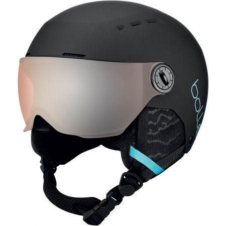 Bolle QUIZ VISOR M (52 - 55) CM - Lyžařská helma