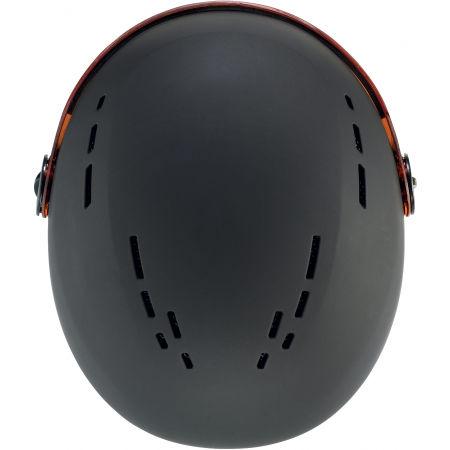 Lyžařská helma - Bolle QUIZ VISOR M (52 - 55) CM - 3