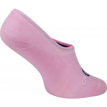 Dámské ponožky - Calvin Klein WOMEN LINER 1P JEANS LOGO BROOKLYN - 2
