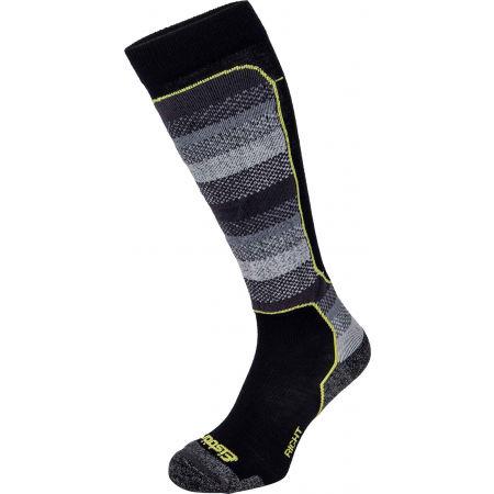 Eisbär SKI TECH LIGHT MEN - Pánské lyžařské ponožky