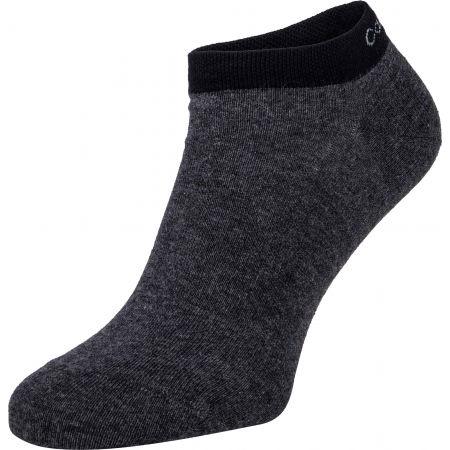 Pánské ponožky - Calvin Klein MEN LINER 2P ALL OVER CK LOGO EDUARDO - 2