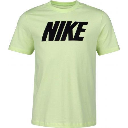 Nike NSW TEE ICON NIKE BLOCK M - Pánské tričko