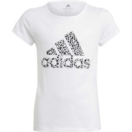 adidas G T1 TEE - Dívčí tričko