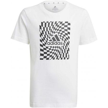 adidas G T1 TEE - Chlapecké tričko