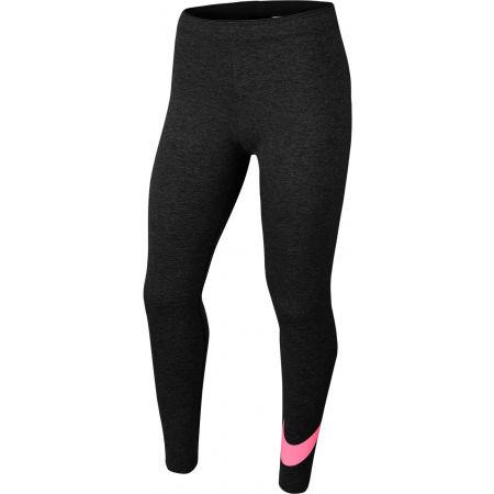 Nike NSW FAVORITES SWSH - Dívčí legíny